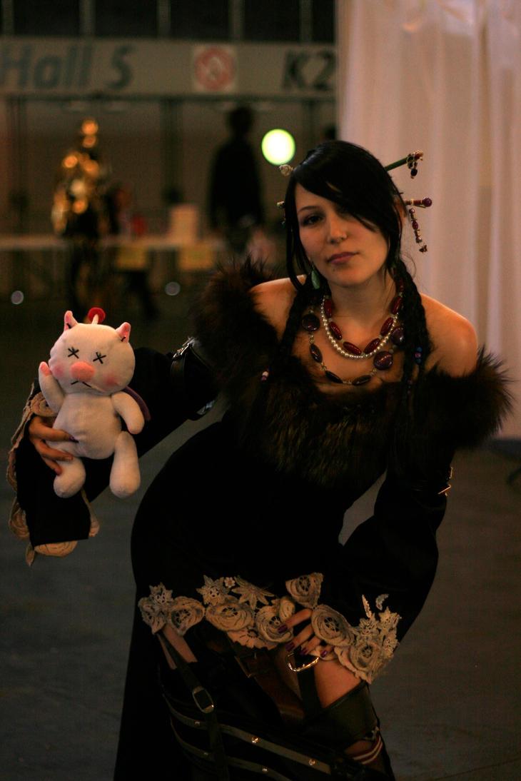 Japan Expo 09 : Cosplay V by nobuchi