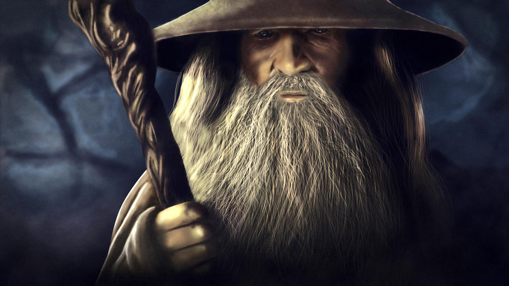 Gandalf by ludovitNASTISIN