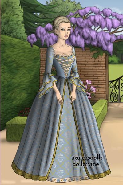 Marie Antoinette by jjulie98