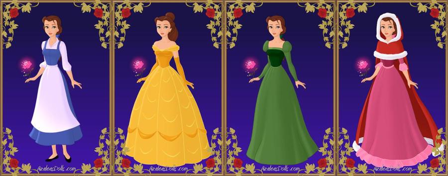 Belle by jjulie98