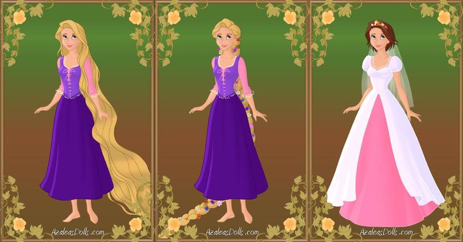 Rapunzel by jjulie98