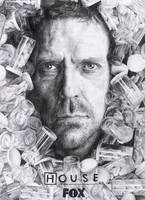 Gregory House by DonieQ