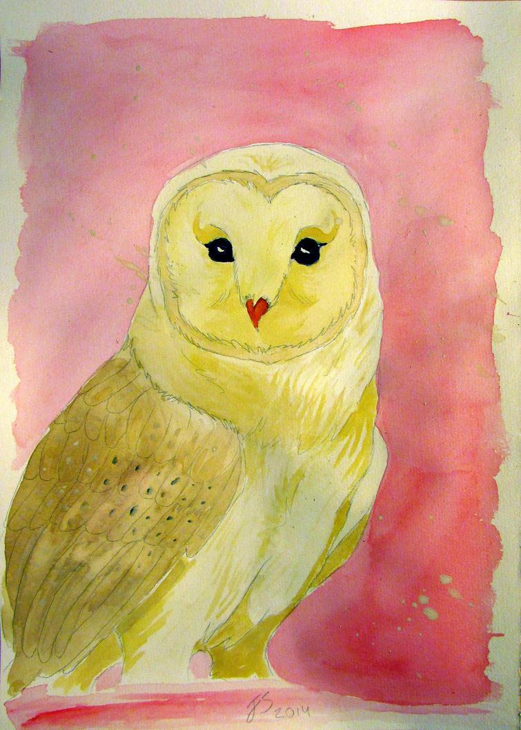 Owl by Fsihi