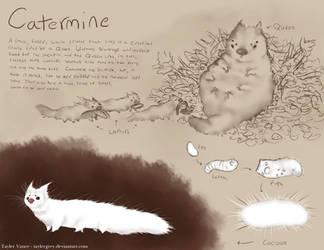 Catermine by taylergrey