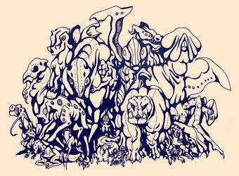 The Herd by taylergrey