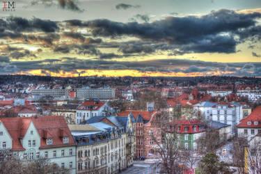 Erfurt Sky HDR by gogo100878