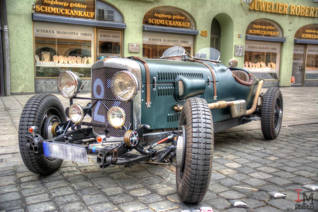 Lagonda HDR by gogo100878