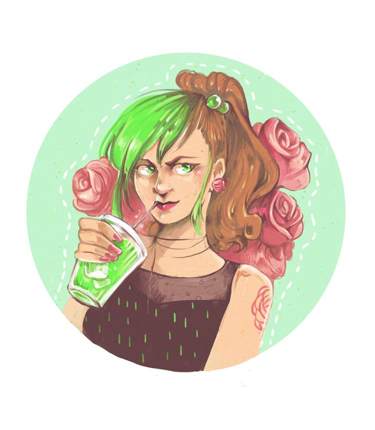 hardcore rose by mallary