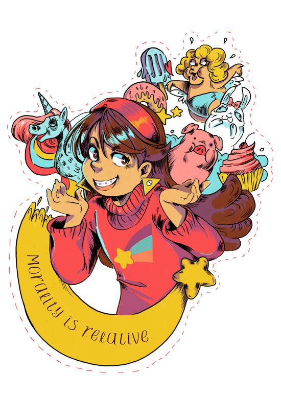 Mabel by mallary