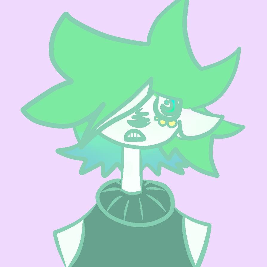 Iris by LiterallyTheVoid