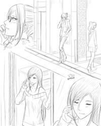 Marimei Sketch Dump 6 by Gumbat-Art
