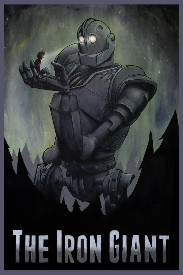 The Iron Giant by jss743