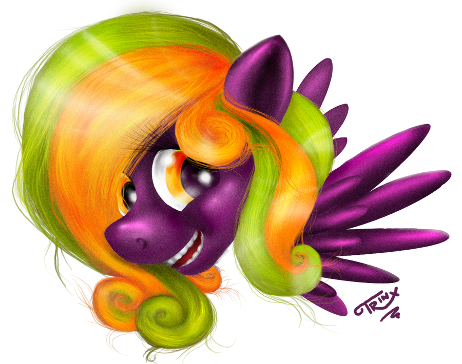 Winegums Headshot by Tr1nks1e