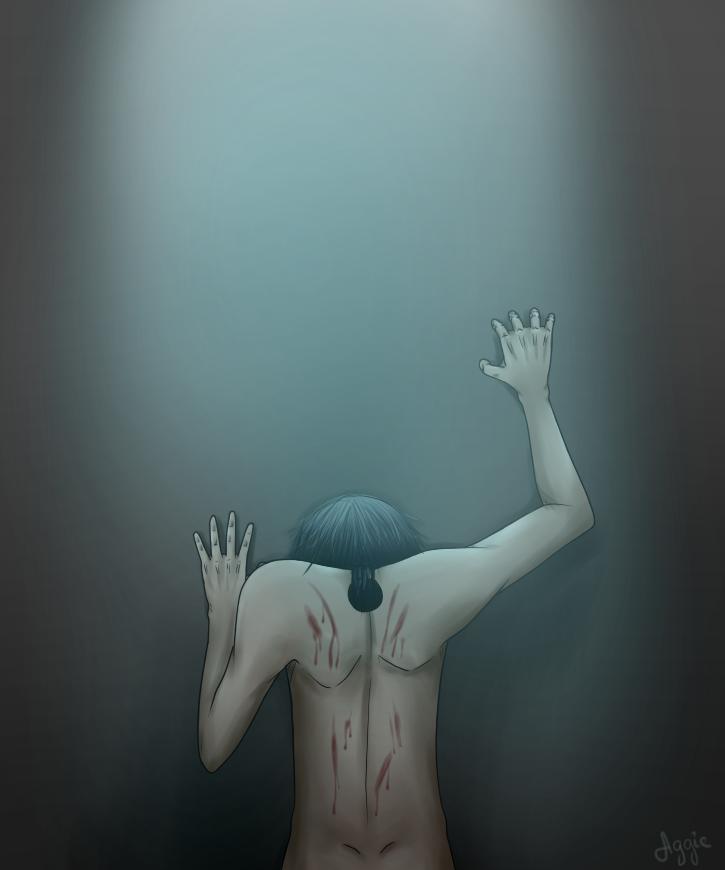 I don't belong here by Vaniri