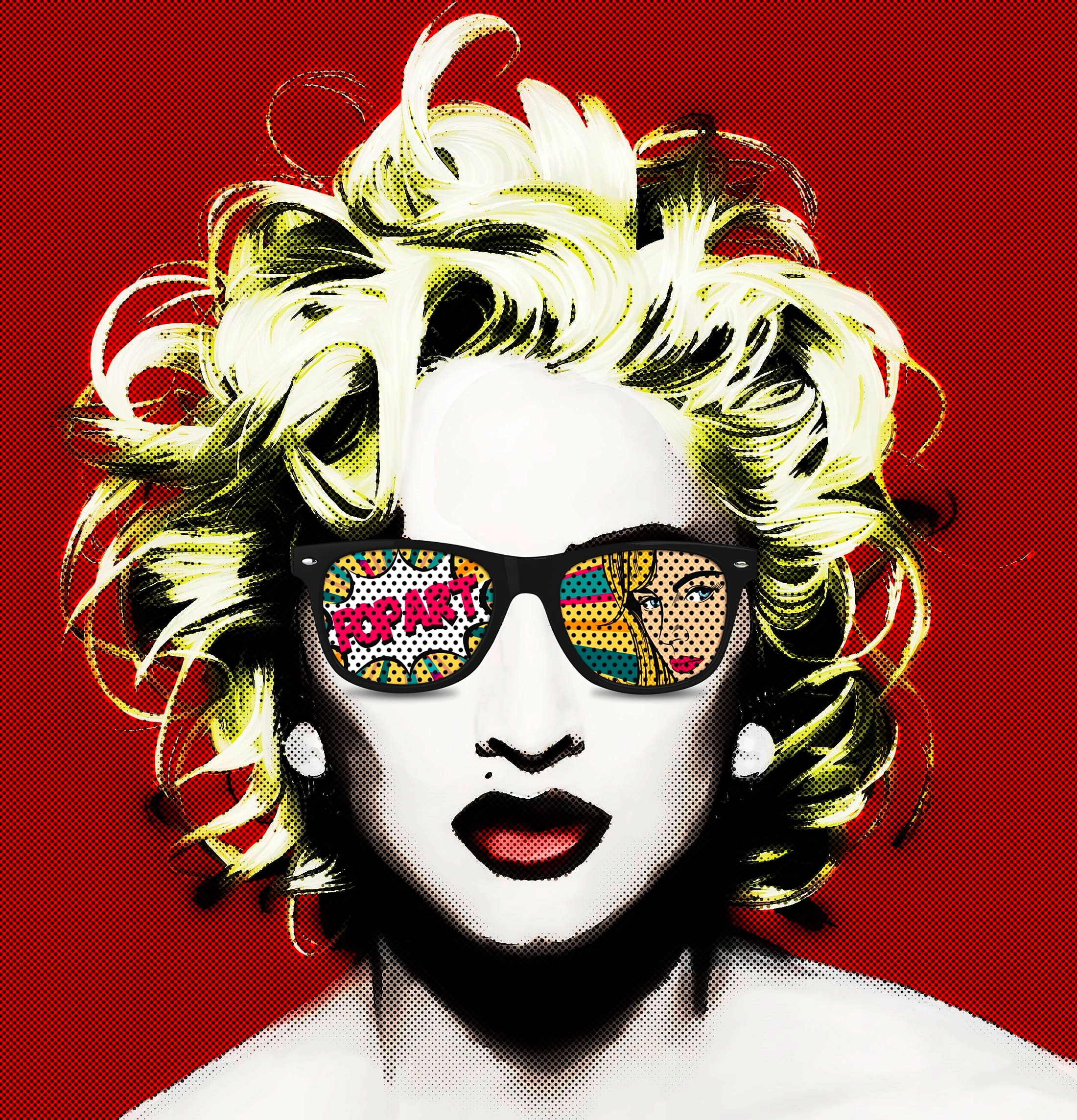 Pop Art By Autotunebaby On Deviantart