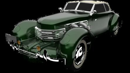 Old car 2 WIP by wandinha