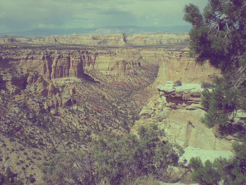 Utah Desert Landscape by morbidromantic