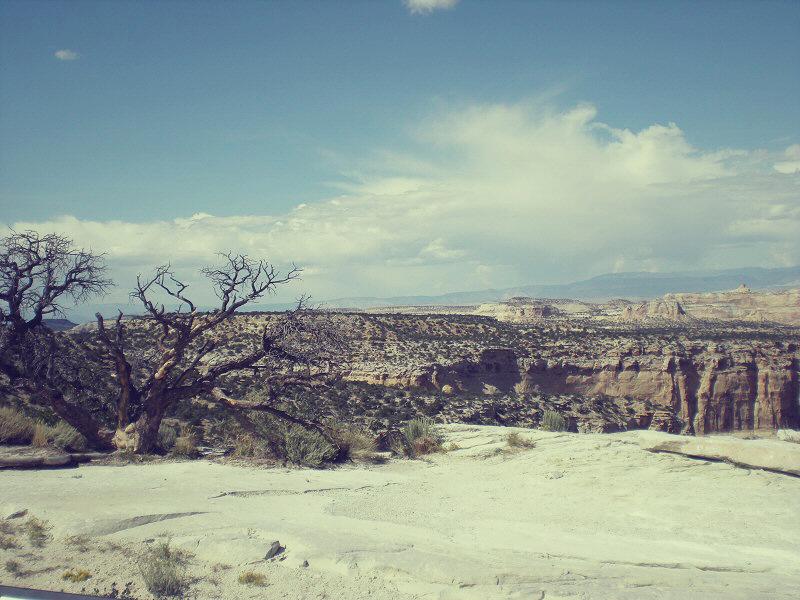 Utah Desert Landscape 3 by morbidromantic