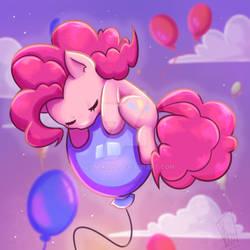 My Little Chunky pony - Pinkie Pie