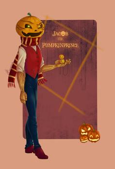 Pumpkinprince Jacob