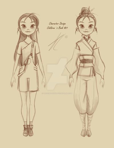Character Design #01