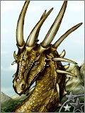 Elessars Dragon by Schneeauge