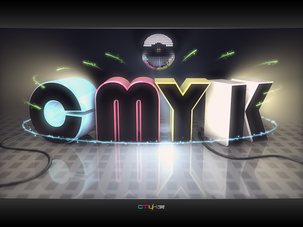cmyk by rptdelosreyes d2xx46p Digital Art Inspiration: CMYK Artworks & Graphic Designs