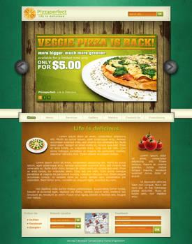 Pizzaperfect Mockup