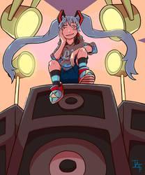 Hatsune Miku Boombox