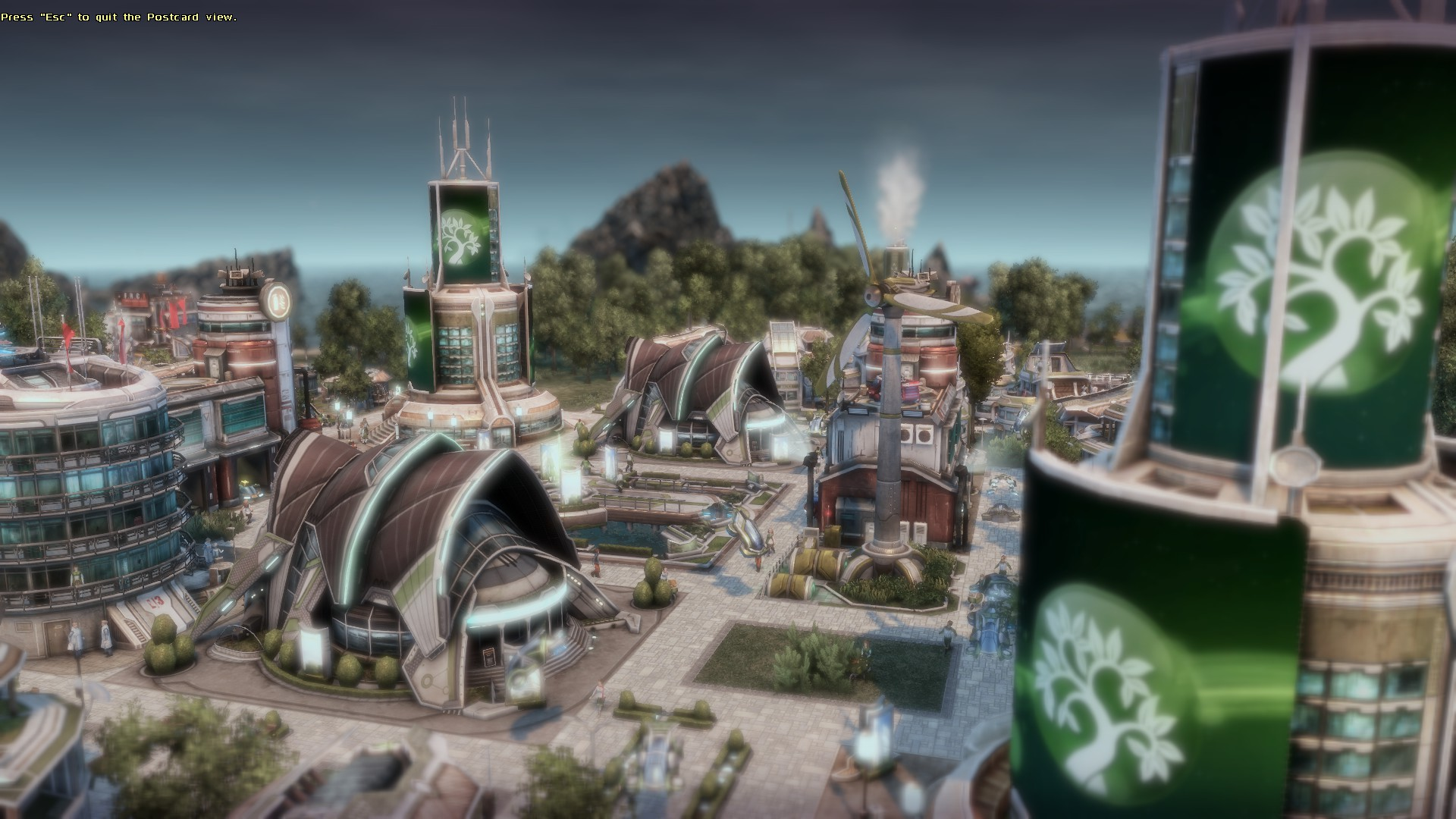 Anno 2070 my city part 2 by felixseven on deviantart for Anno 2070 find architect