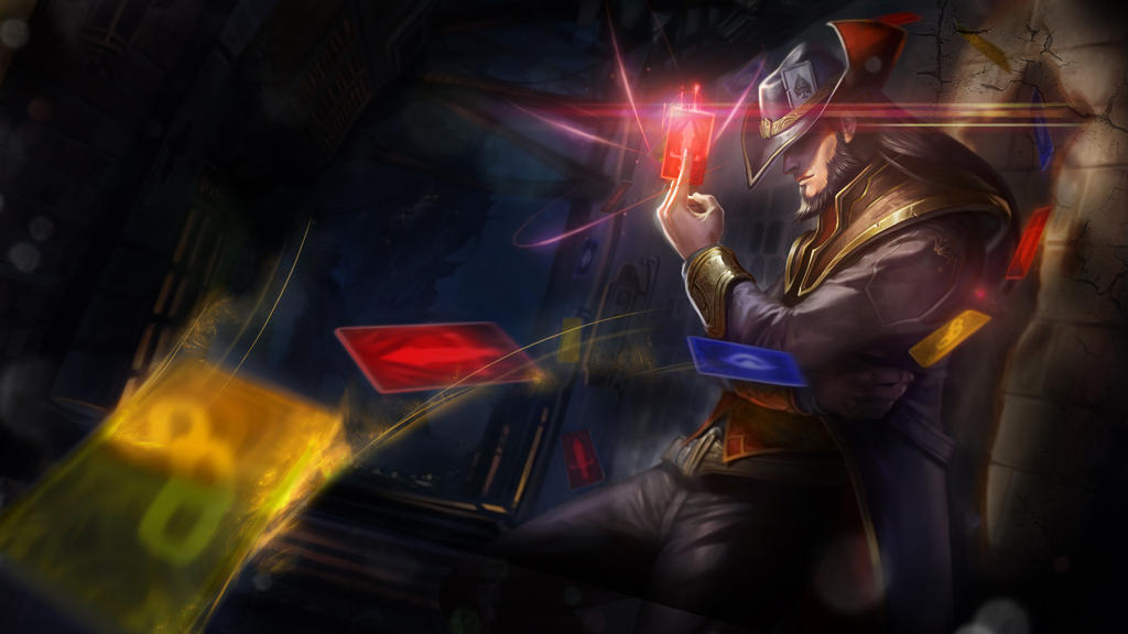 Twisted fate by stecherarts on deviantart twisted fate by stecherarts voltagebd Gallery