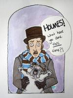 HOLMES! by post-hummus