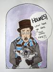 HOLMES!