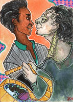 Deep Space Love by post-hummus