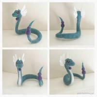 Dragonair by post-hummus
