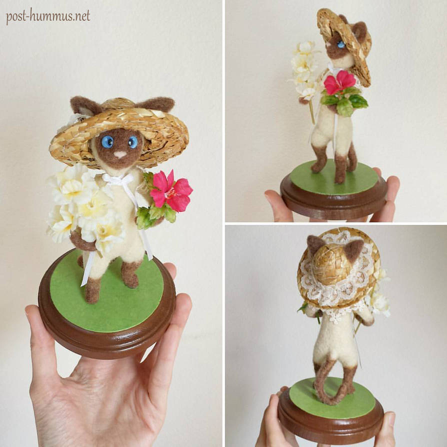 Posies for Pyewacket by post-hummus