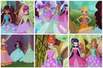 Winx Club Floral Princess 5 season 12 EP