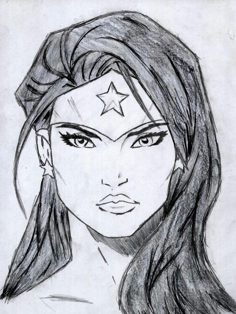 Wonder Woman 3 by ethaclane