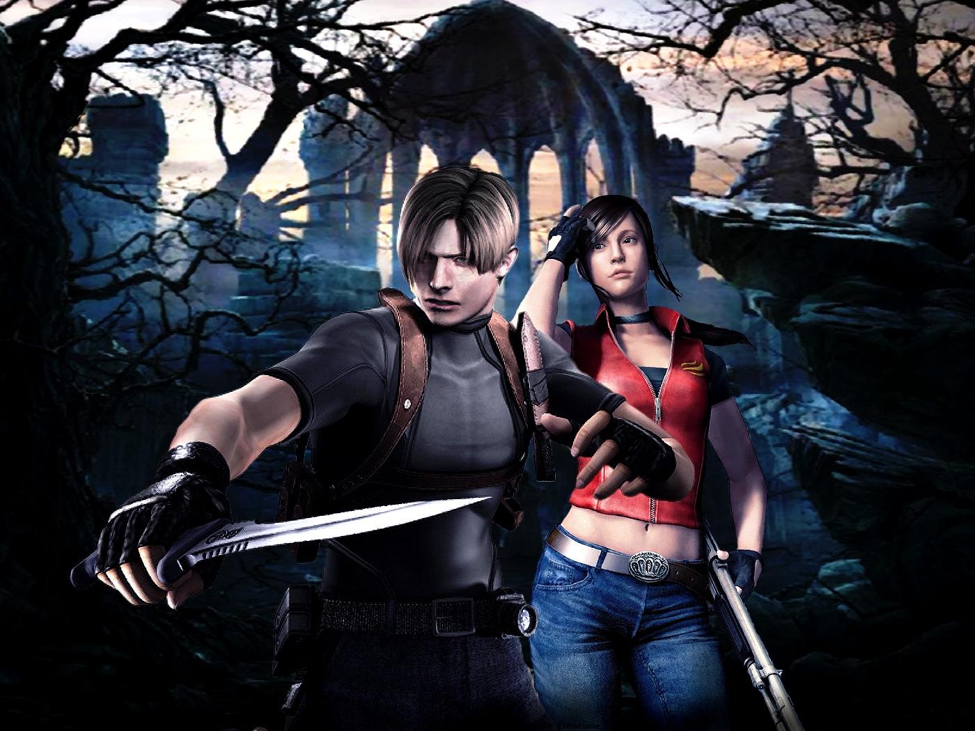 Resident Evil Wallpaper 14 By Ethaclane On DeviantArt