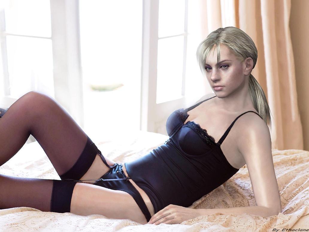 Hot girl using machine pleasure 3