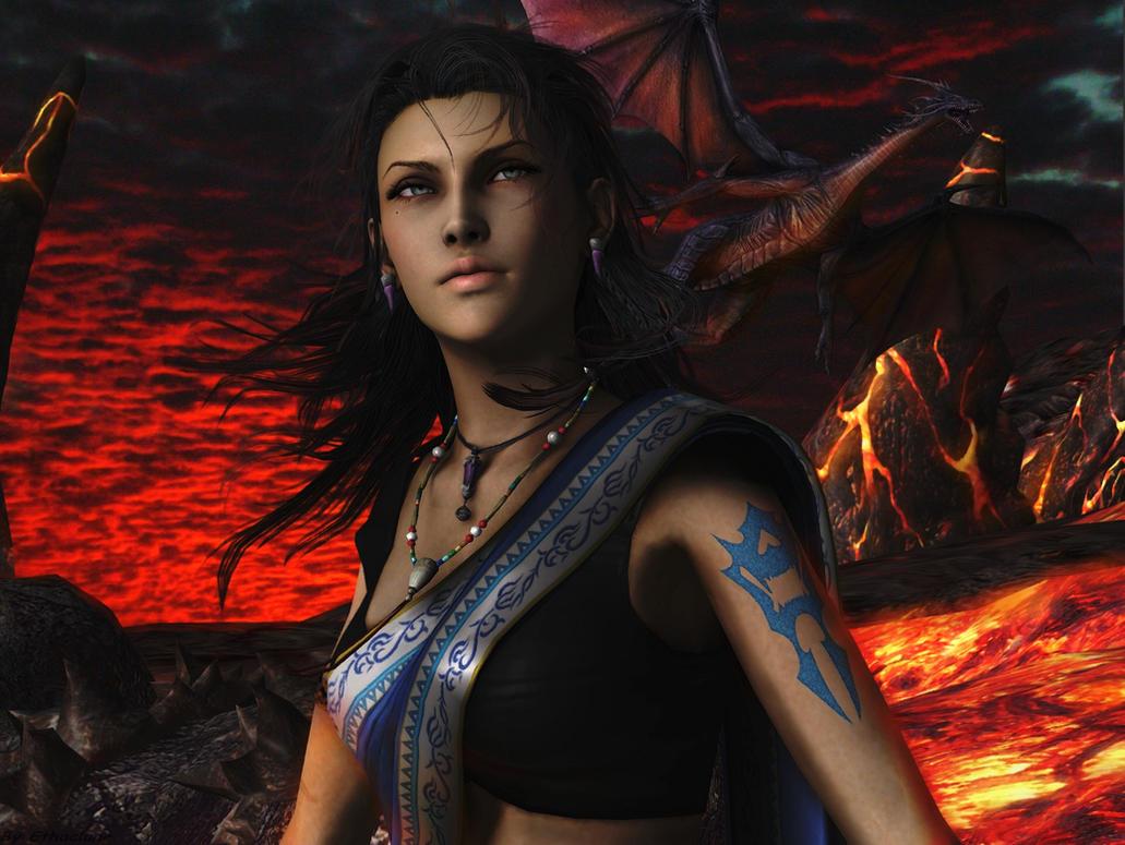 final fantasy 7 dragon fang pixelmon
