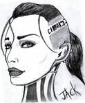 Jack - Mass Effect
