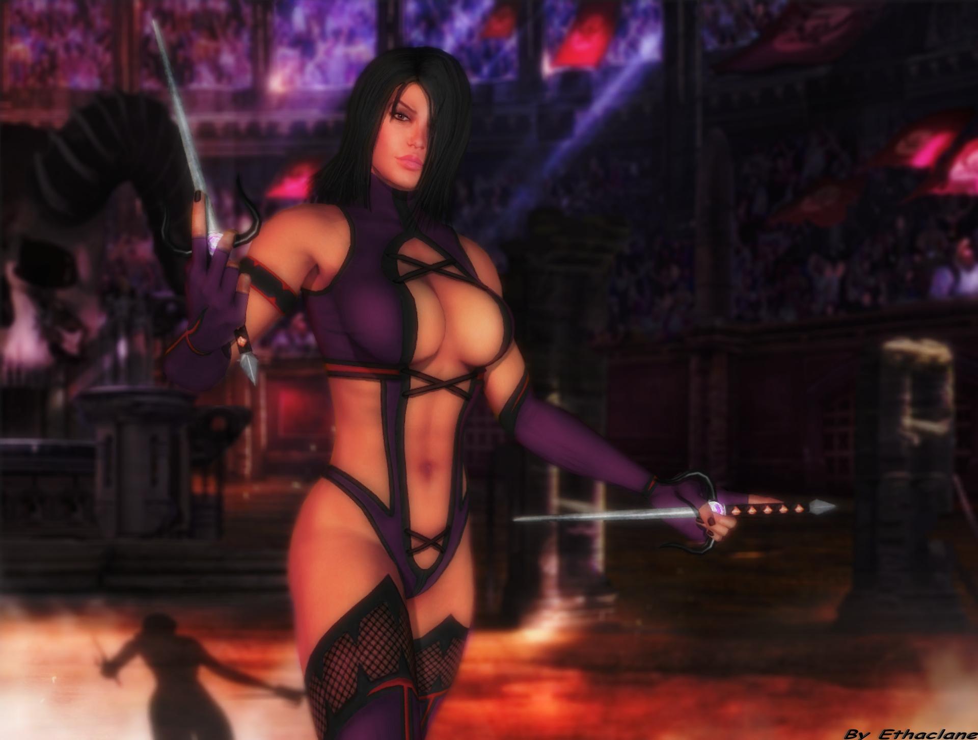 Mortal Kombat Jade Kitana Mileena - 601.4KB