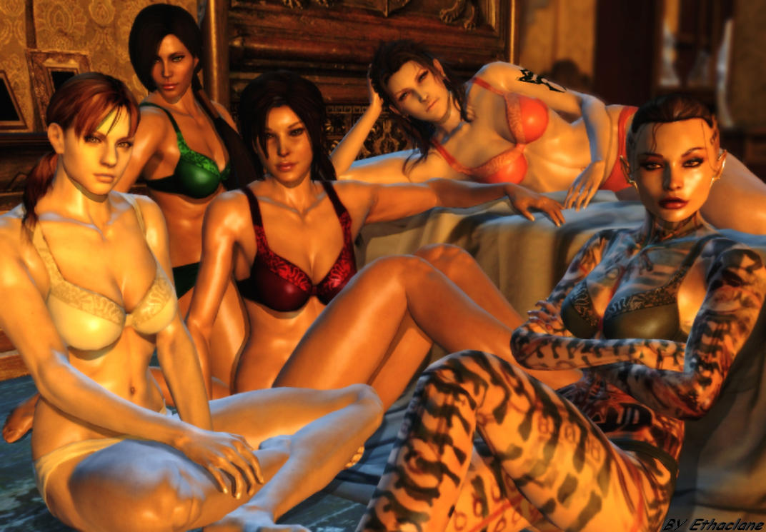 Mass 3 effect nudes xxx pictures