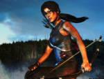 Tomb Raider:Lara Croft wallpaper