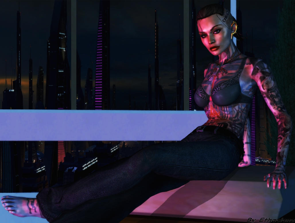 Mass effect 2 nackt softcore scenes