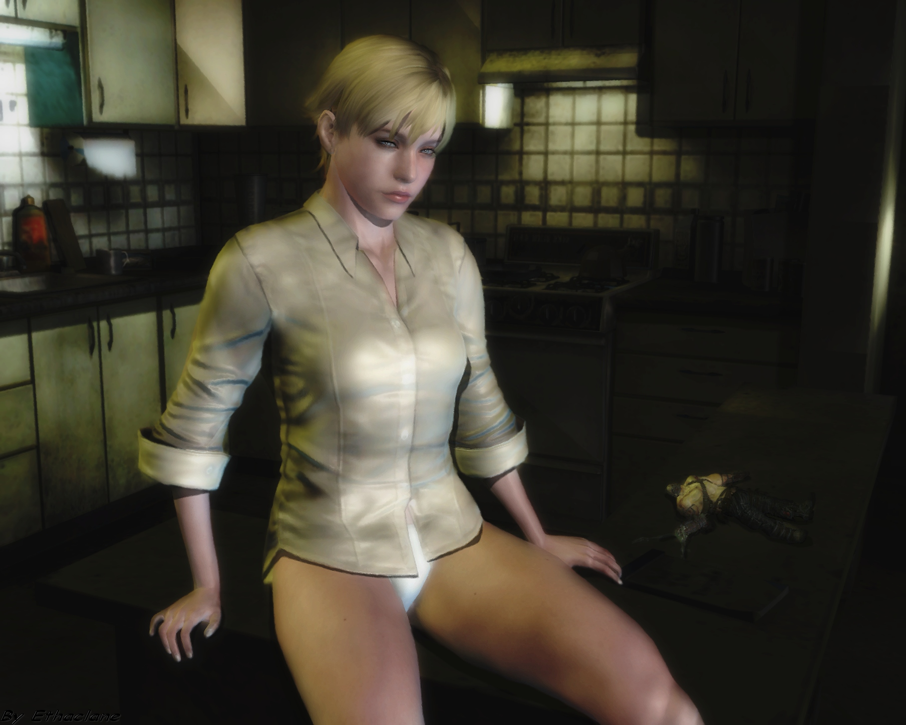 Image search  Sherry BirkinResident Evil 6 Sherry Dat Ass