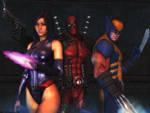 Deadpool wallpaper by ethaclane