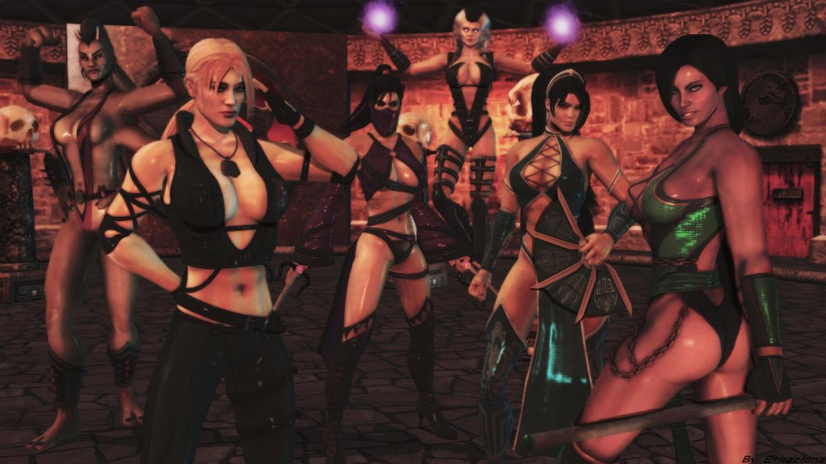 Mortal Kombat wallpaper by ethaclane