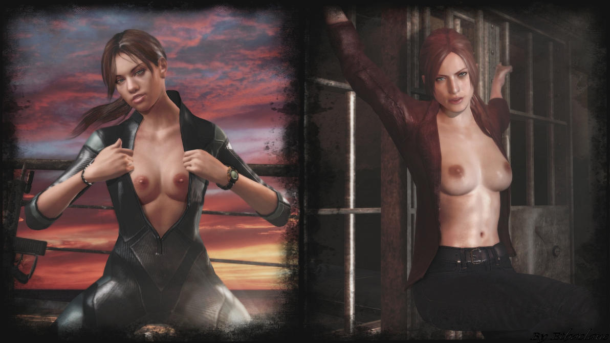 Resident evil's sexy revelations by ethaclane